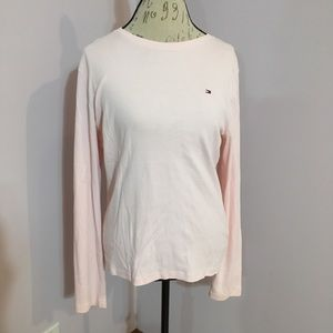 Tommy Hilfiger Pink Top